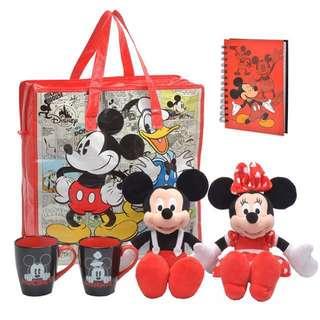 🚚 迪士尼2018年福袋 Disney happy bag