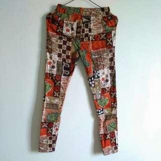 Celana legging 02