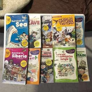<Survival Series> Books