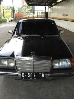 Tiger Mercedez Benz 200