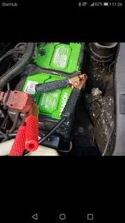BN amaron battery