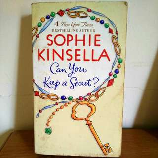 English novel Sophie Kinsella