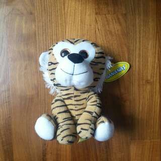 Tiger Soft Toy