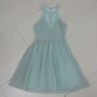 #Swap Love Bonito Mint Dress