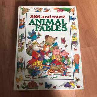 Free mail! Animal Fables children books