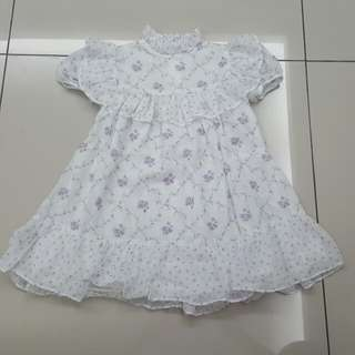 Girl Lace Dress (4-5yeaes)