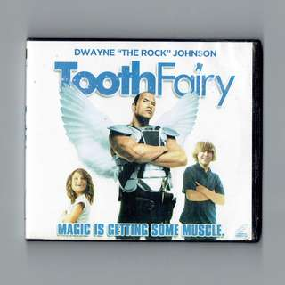 Tooth Fairy (2010) VCD