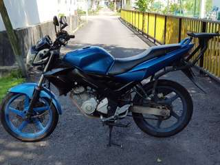 Yamaha FZ150i 2011
