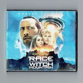 Race to Witch Mountain (2009) VCD *FREEBIES!!!*
