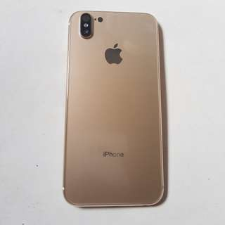 Housing Casing iPhone 6 Plus model iPhone X Modif