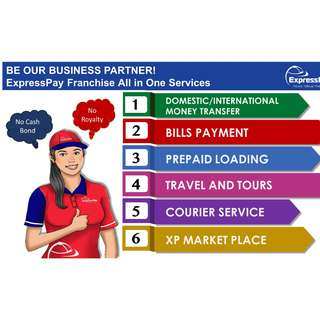 ExpressPay Franchise Business