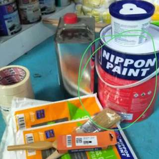 Painting part time