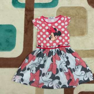 Girls Minnie Mouse