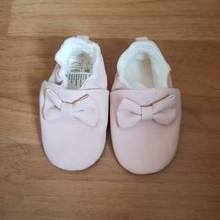 HM Baby Girl Shoes (New)