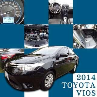 2014  TOYOTA  VIOS  1.5