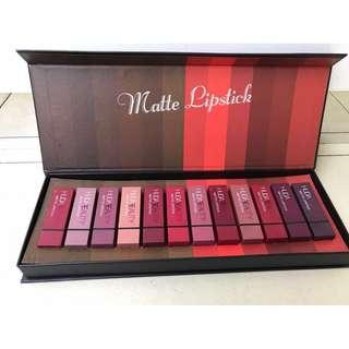 Huda Beauty Matte Lipstick - $25