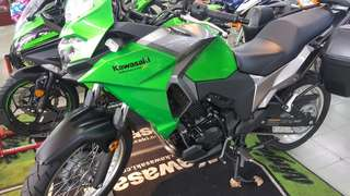 Kawasaki VERSYS X 250 ( New )
