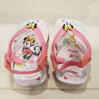 Havaianas - Disney (Minnie Mouse)