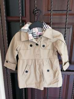 Trench Coat for girls