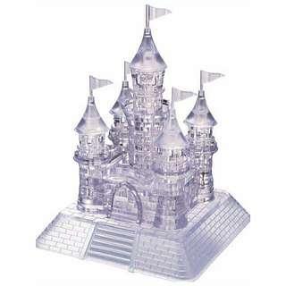 Castle Crystal Puzzle