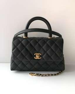 Authentic Chanel Coco Small Bag