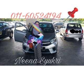Perodua Myvi Alza Bezza Axia 2018