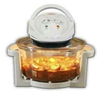 Turbo oven
