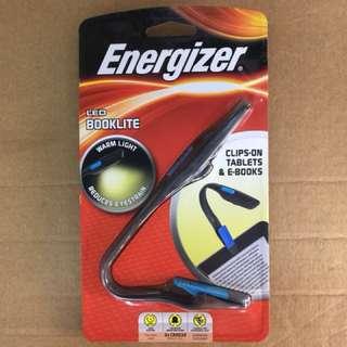 夾書燈LED 勁量 Energizer BOOKLITE