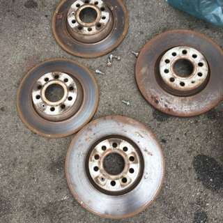Used golf GTI mk5 brake kit