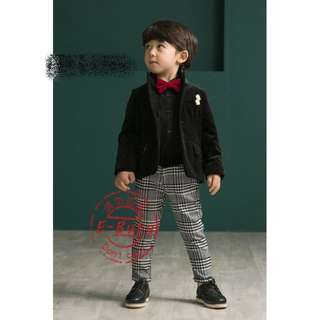 (Nett Price) Little Gentleman Blazer