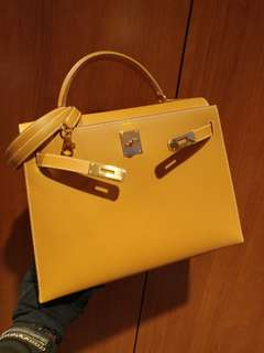 Hermes kelly 32 馬鞍皮