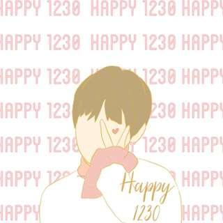BTS Taehyung Birthday Special Keyring