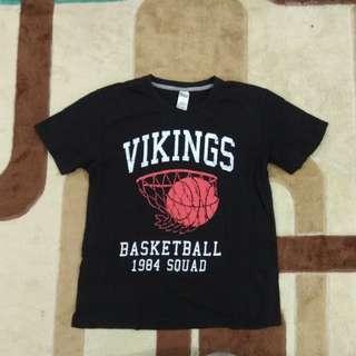 Boys basketball tshirt