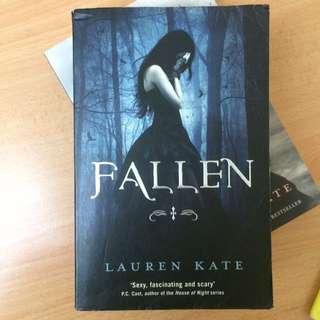 FALLEN (the first book of the fallen series)