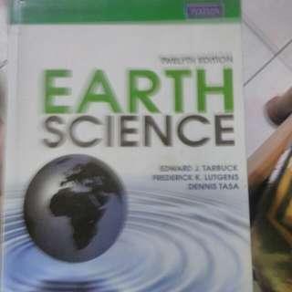Earth Science by Lutgens, Tarbucks.