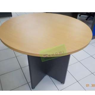 Round Table Office Partition Furniture Conference Meeting