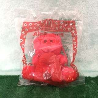 Mcd Alphabet Soft Toy (A)