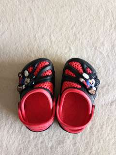 Baby shoes mickey mouse 13cm