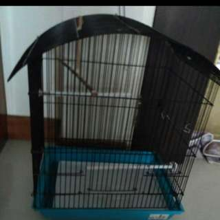 New budgie parakeet cage