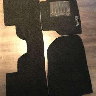 Mazda 3 Car Mat