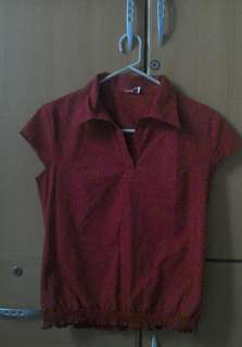 Red Polo from Trendz