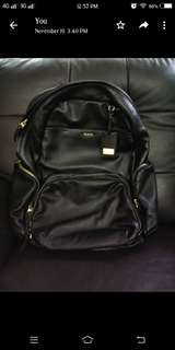 TUMI Calais Backpack Leather
