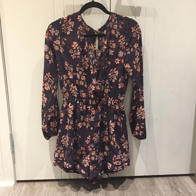 (12) Ally playsuit