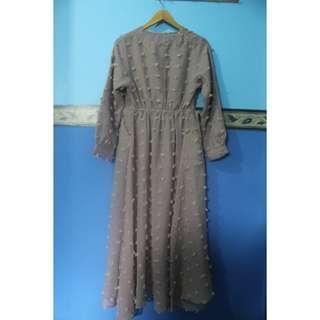 Gamis / long dress rubiah