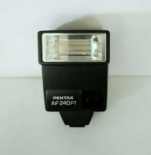 Pentax AF240FT Flash