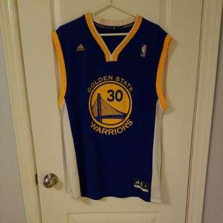 Stephen Curry (30) Swingman Jersey Size M / Adidas