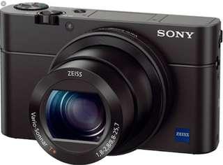 Sony Cyber-shot RX100M3