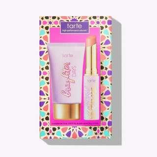 BNIB Tarte Set (Full Size Lipstick)