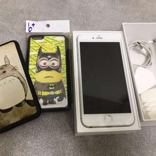 IPhone 6 Plus 64GB silver for Sales