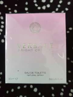 Versace Bright Crystal 90ml Perfume